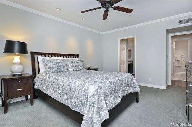 8535 West Knoll Drive master bedroom
