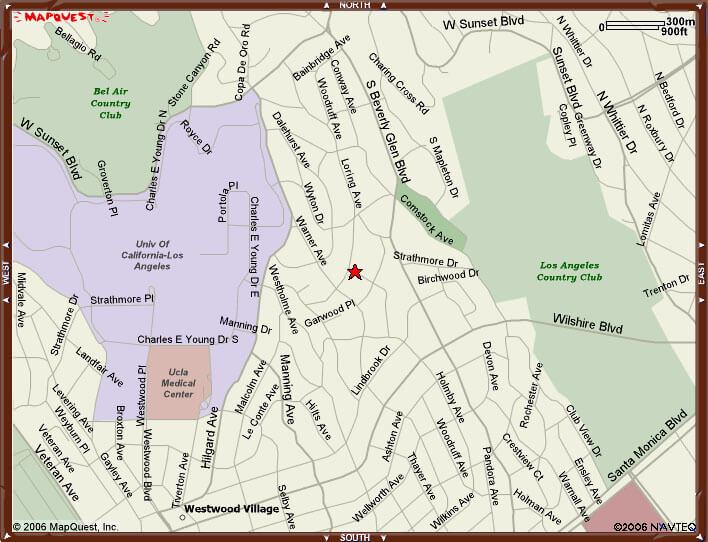 Warner Avenue Elementary location