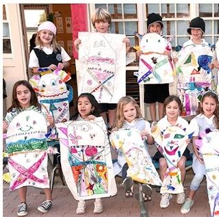 John Thomas Dye elementary school children