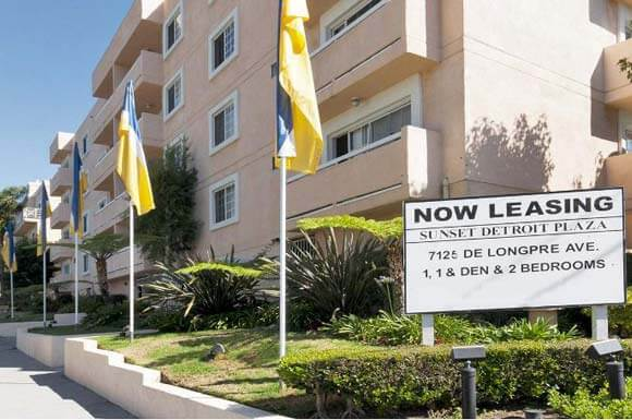 los angeles apartment for rent james campbell