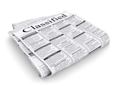 print advertising leases