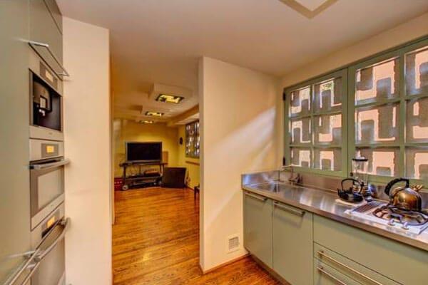 kitchen lloyd wright studios