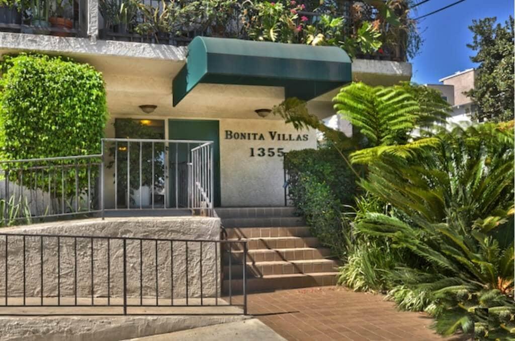 1355 Sierra Bonita Ave