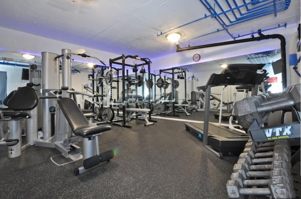 1355 sierra bonita gym
