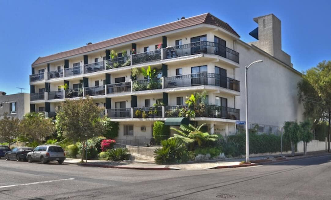 Sierra Bonita Apartments West Hollywood