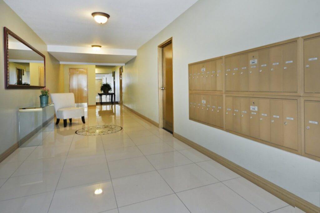 lobby Sierrra Bonita Villas