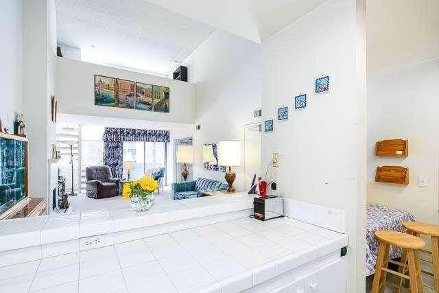 1940 Highland Terraces Loft bedroom