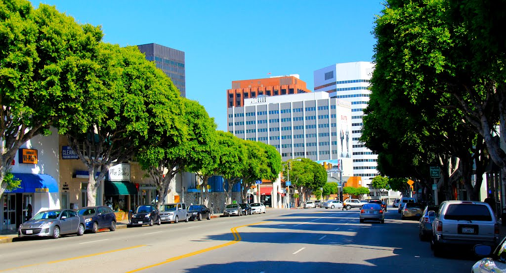 westwood village los angeles