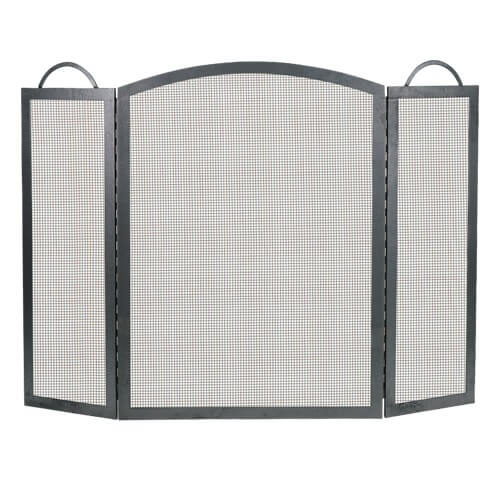 3 panel firescreen