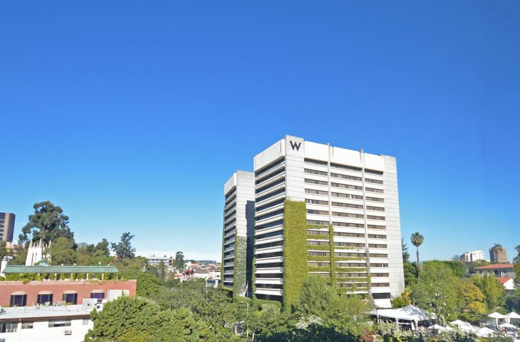 w westwood hotel