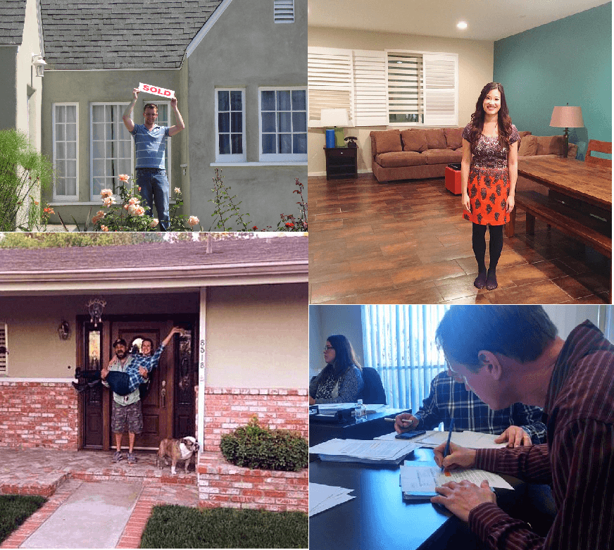 Firsttime buyer collage