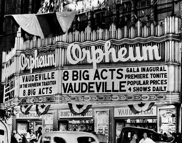 orpheum-vaudeville