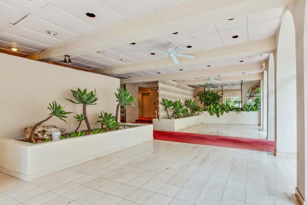 westwood gardens lobby
