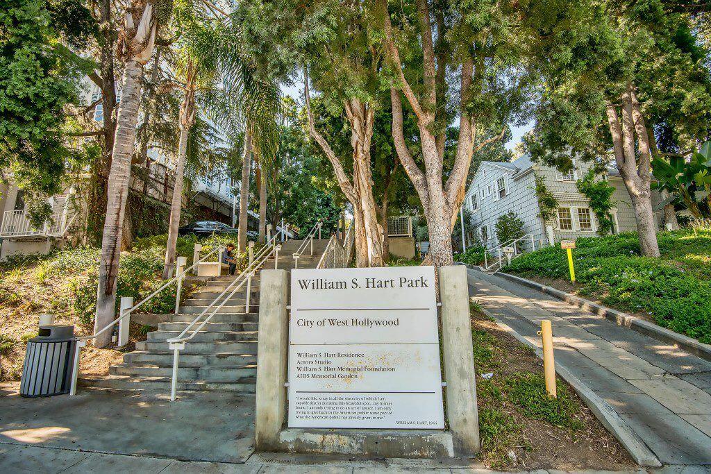 William S Hart Dog Park