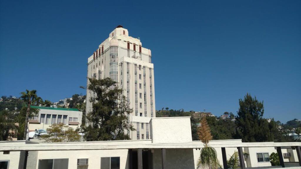 Sunset Tower Art Deco