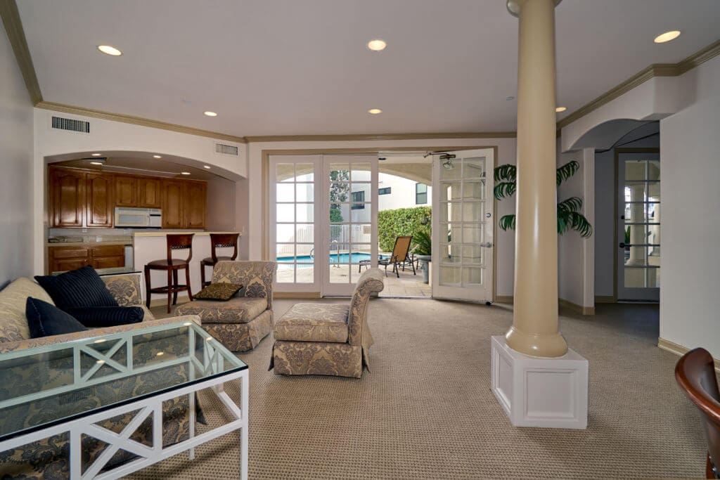 condo for sale in beverly hills conference room