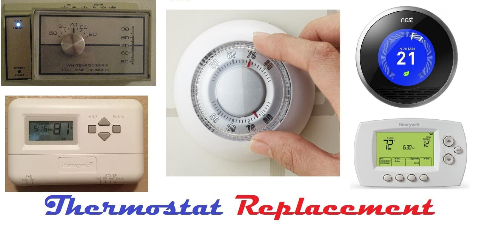 Thermostat Replacement James Campbell Upm Wiring Diagram
