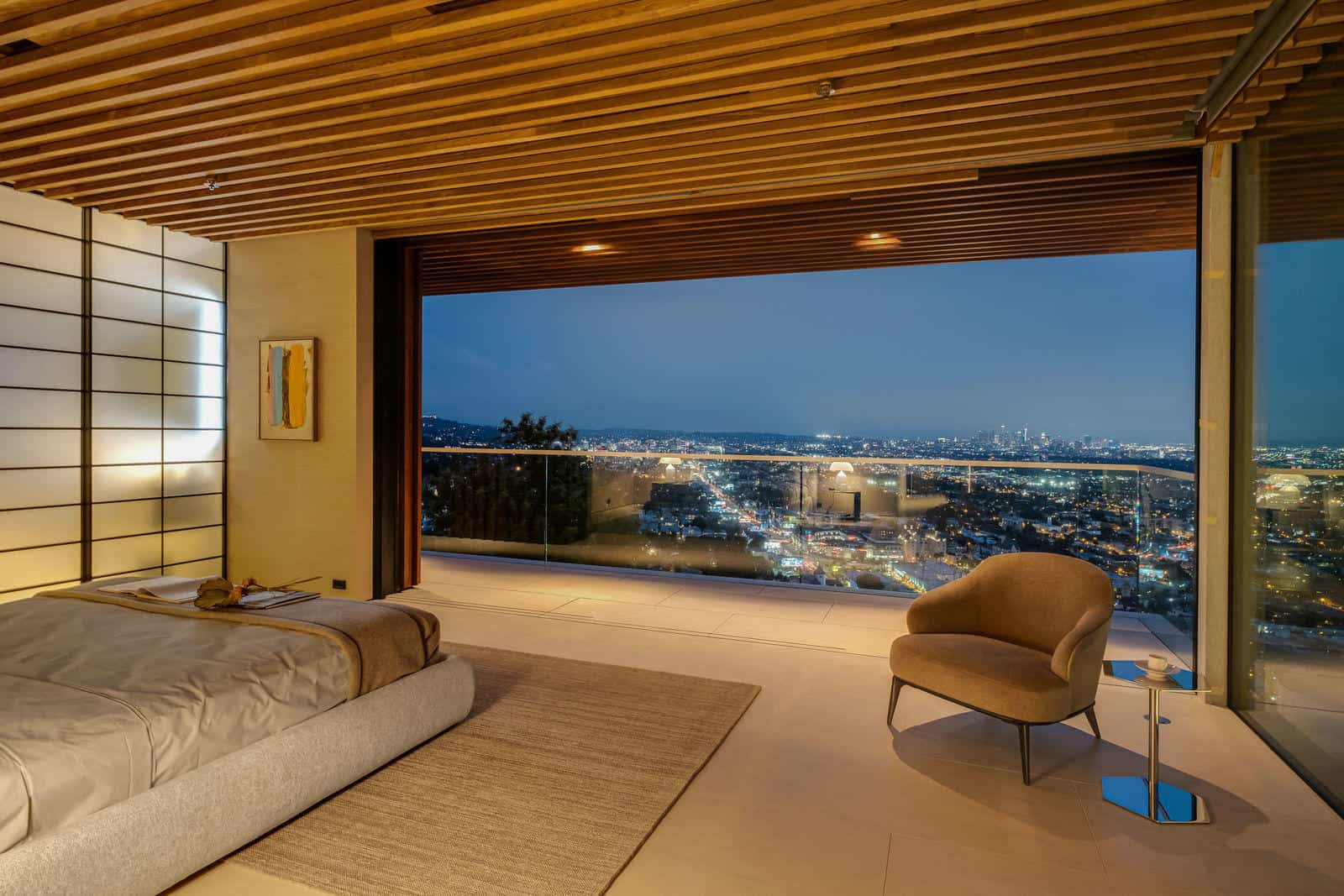 8408 Hillside Avenue Luxury Hollywood Hills Estate
