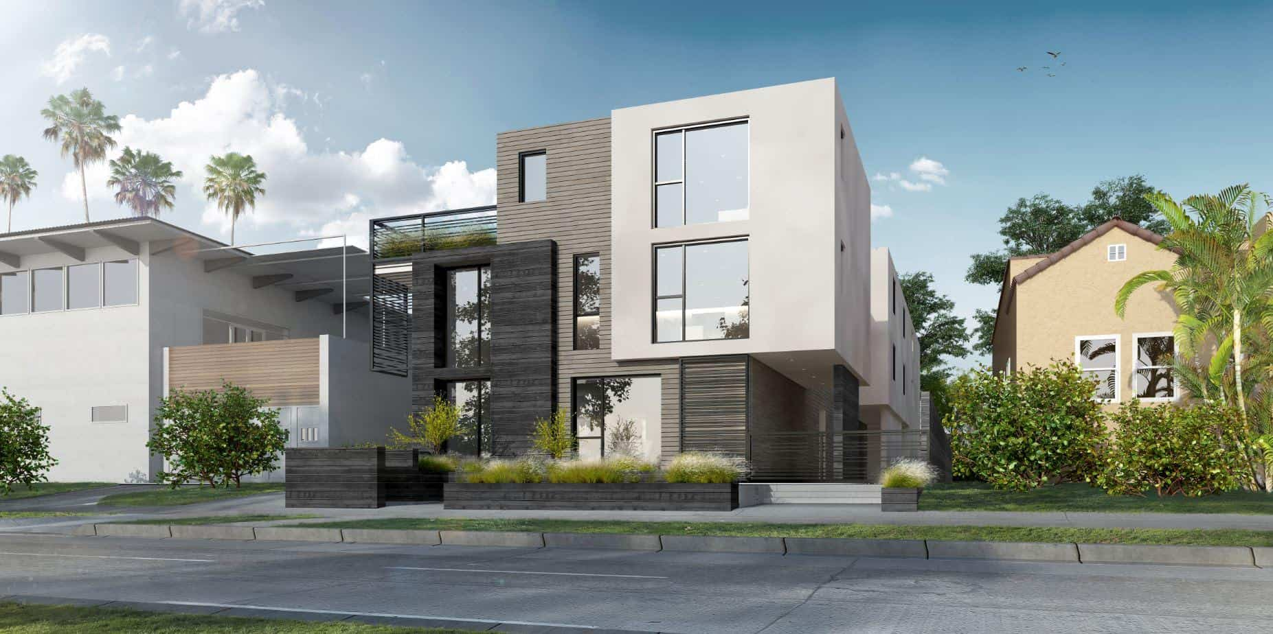 Vista 6 – New Construction Townhomes in Melrose Village!