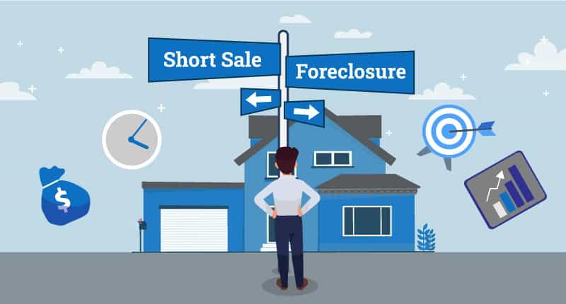 Short Sales vs. Foreclosures